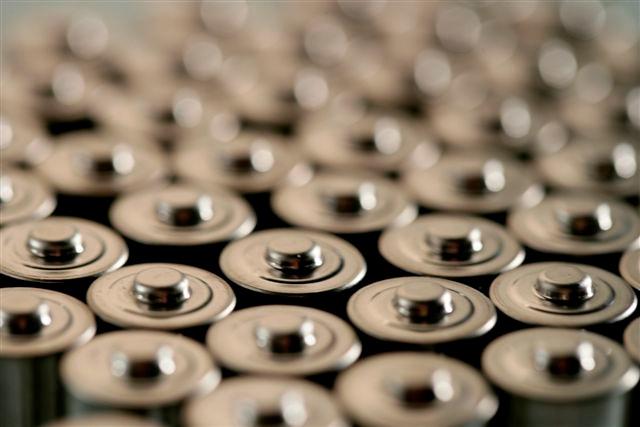 Batterijsector