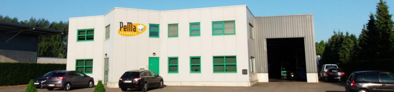 Pematechnics gebouw