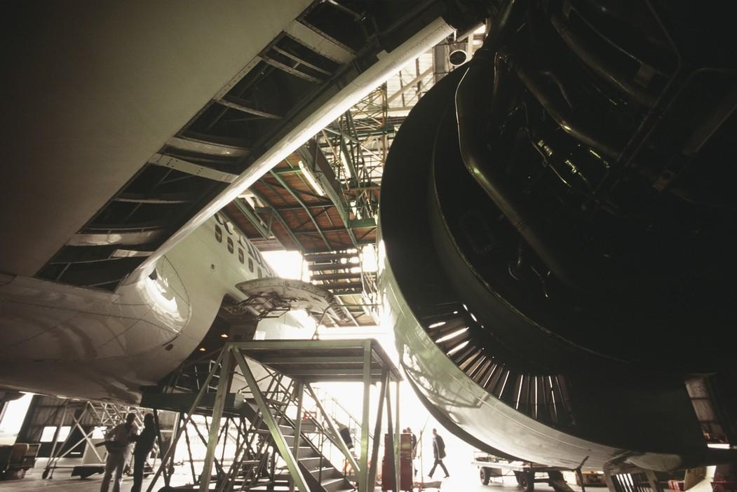 Vliegtuigbouw